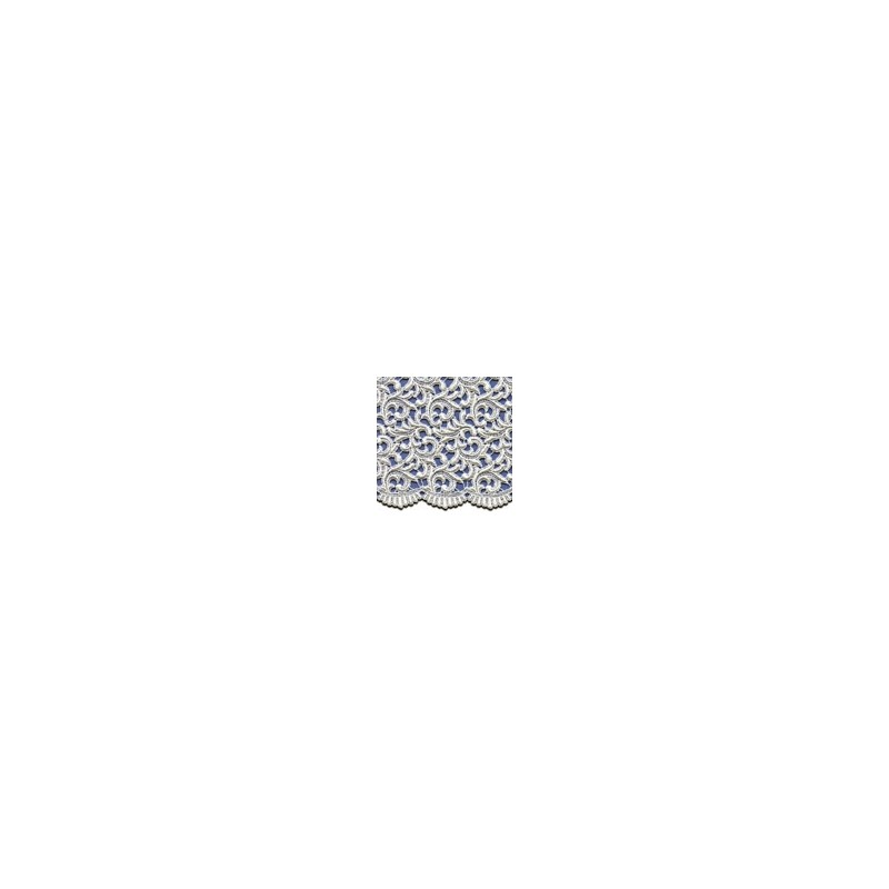 Medium Ivory Wedding Lace Fabric 3828