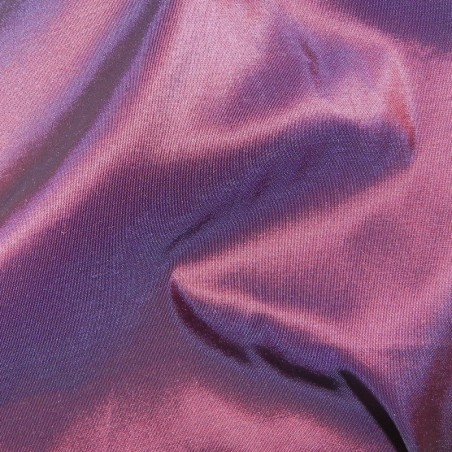 colr 96 2-tone Silk Taffeta Wedding Fabric 4220