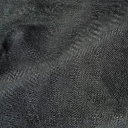 Black Two-Tone Silk Organza Wedding Fabric 4221