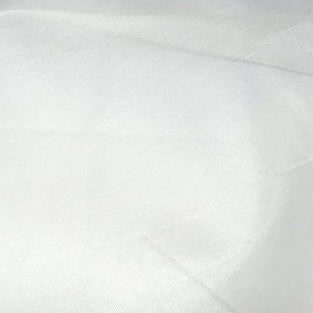 Ivory Two-Tone Silk Organza Wedding Fabric 4221