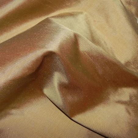 colr 1044 2-tone Dupion Silk Fabric 4238