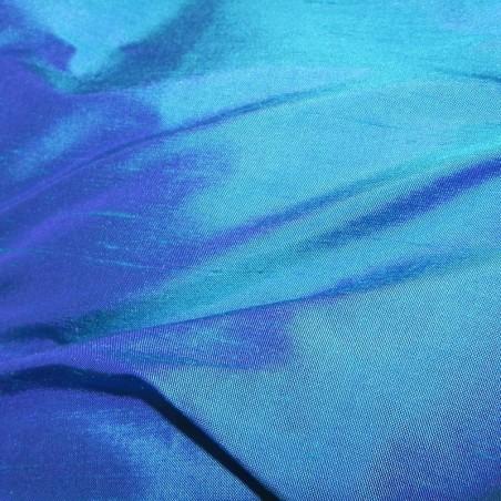 colr 122 2-tone Dupion Silk Fabric 4238
