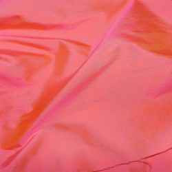colr 141 2-tone Dupion Silk Fabric 4238