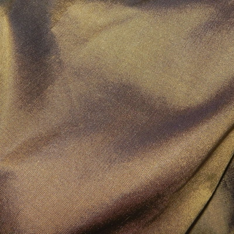 colr 181 2-tone Dupion Silk Fabric 4238
