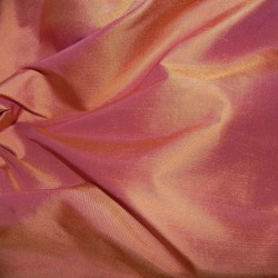 colr 187 2-tone Dupion Silk Fabric 4238
