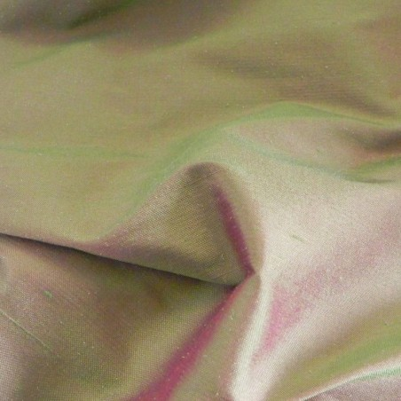 colr 193 2-tone Dupion Silk Fabric 4238