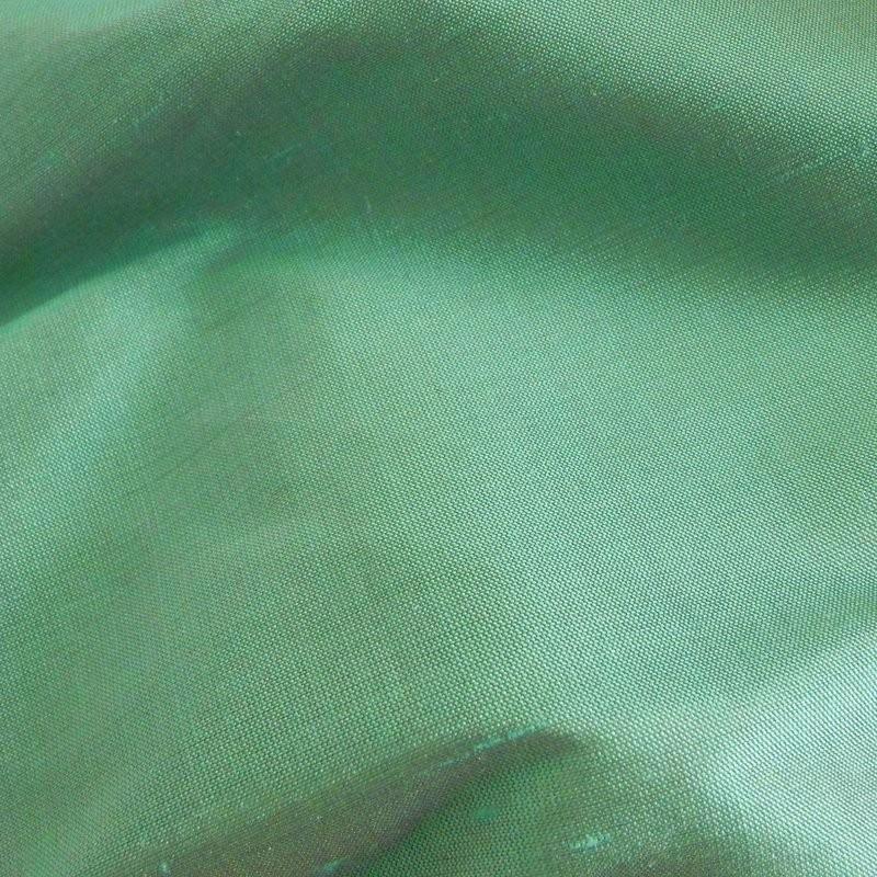 colr 195 2-tone Dupion Silk Fabric 4238