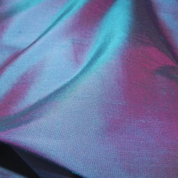 colr 231 2-tone Dupion Silk Fabric 4238