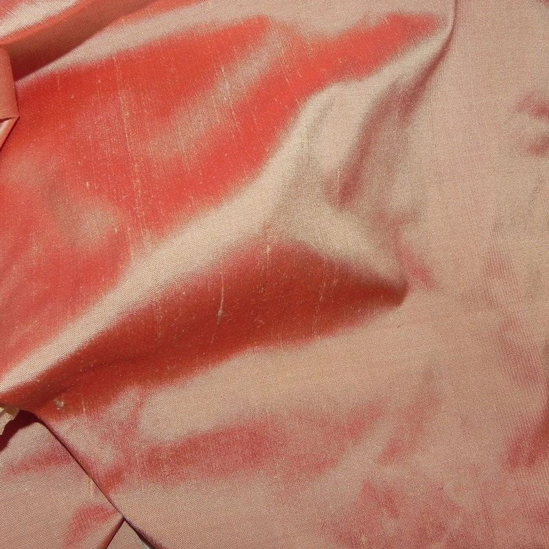 colr 72X 2-tone Dupion Silk Fabric 4238