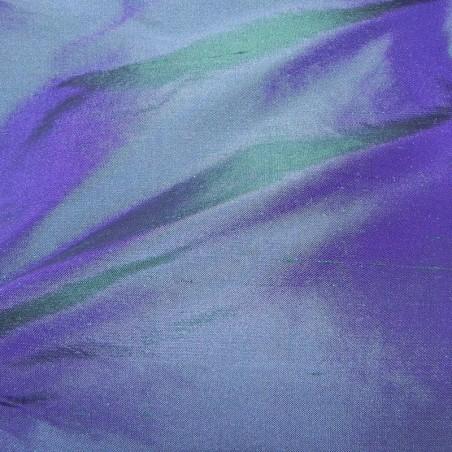 colr 99 2-tone Dupion Silk Fabric 4238