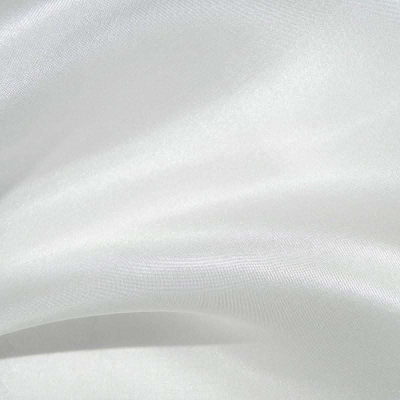 Pale Ivory Silk Habotai Lining Dress Fabric 4253