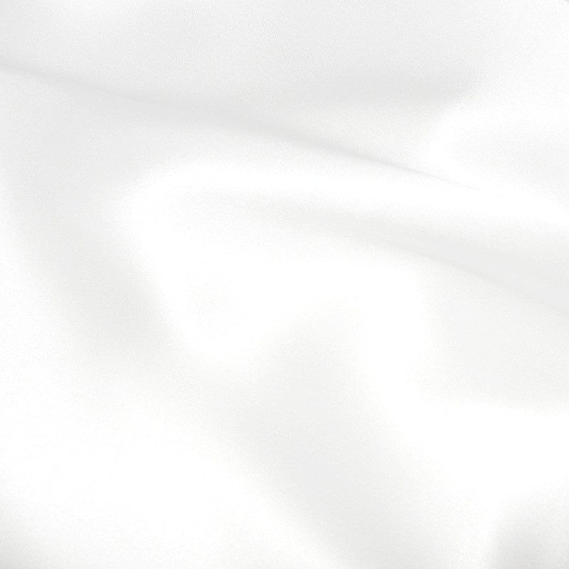 White Satin back Crepe Silk 4255
