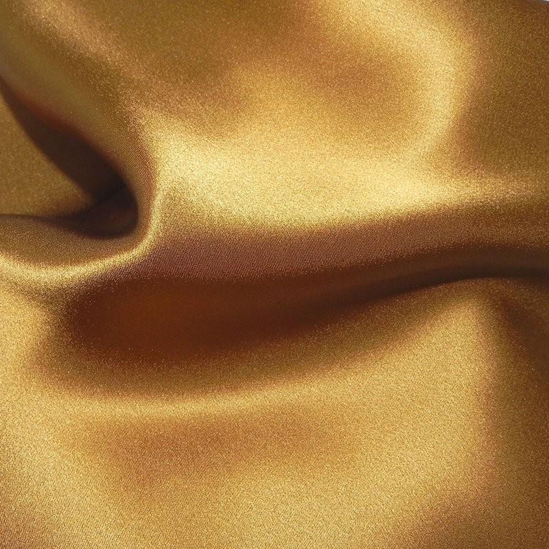 colr 142X Silk Satin Fabric Crepe back 4255