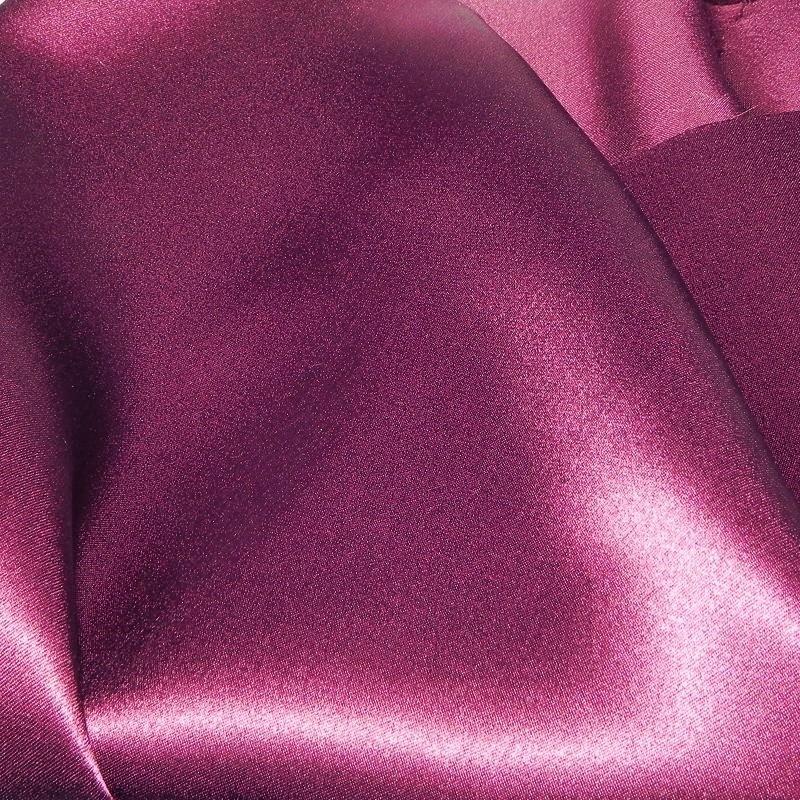 colr 1718 Silk Satin Fabric Crepe back 4255
