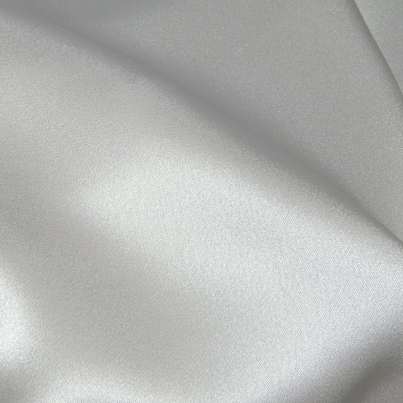 colr 38X Silk Satin Fabric Crepe back 4255