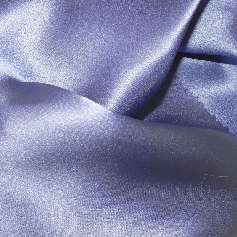 colr 393 Silk Satin Fabric Crepe back 4255