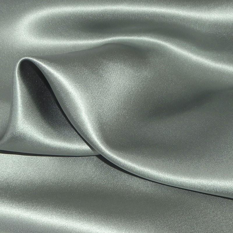 colr 408 Silk Satin Fabric Crepe back 4255