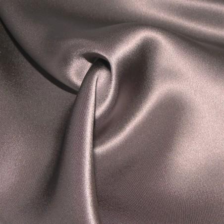 colr 505 Silk Satin Fabric Crepe back 4255
