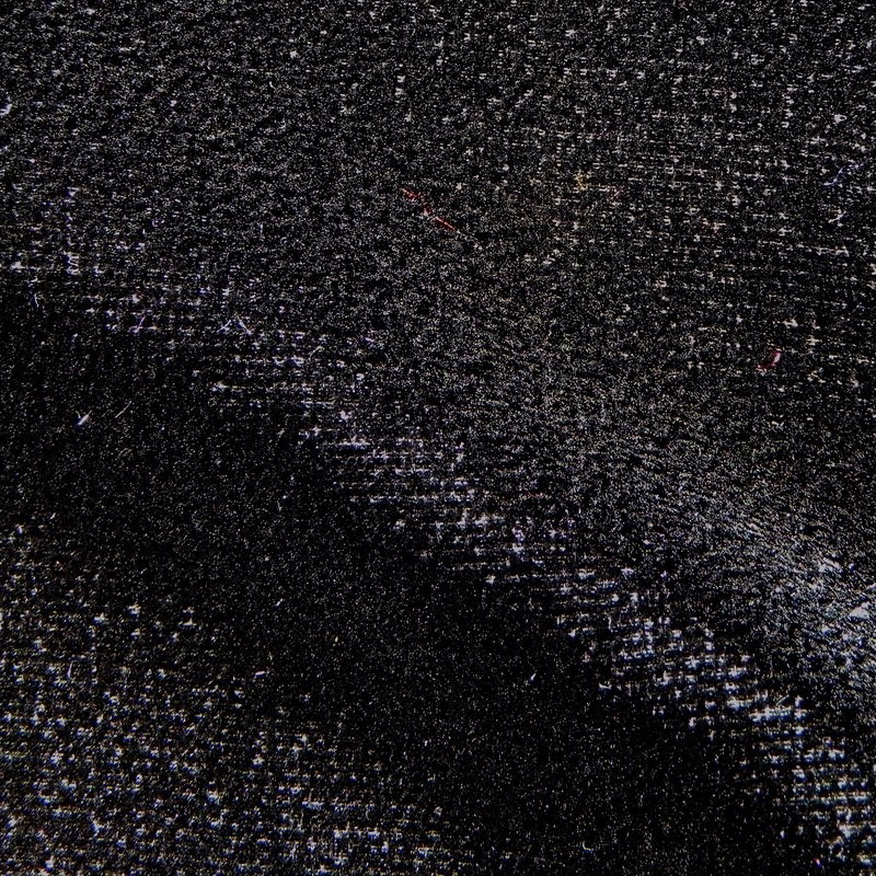 Black Velvet Wedding Fabric 4256
