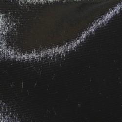 Black Panne Velvet Dress Fabric 4258