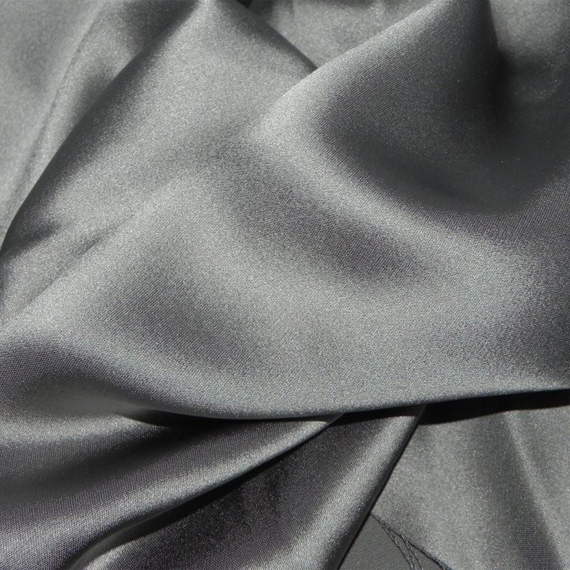 colr 44 Stretch Satin Fabric Silk 4265