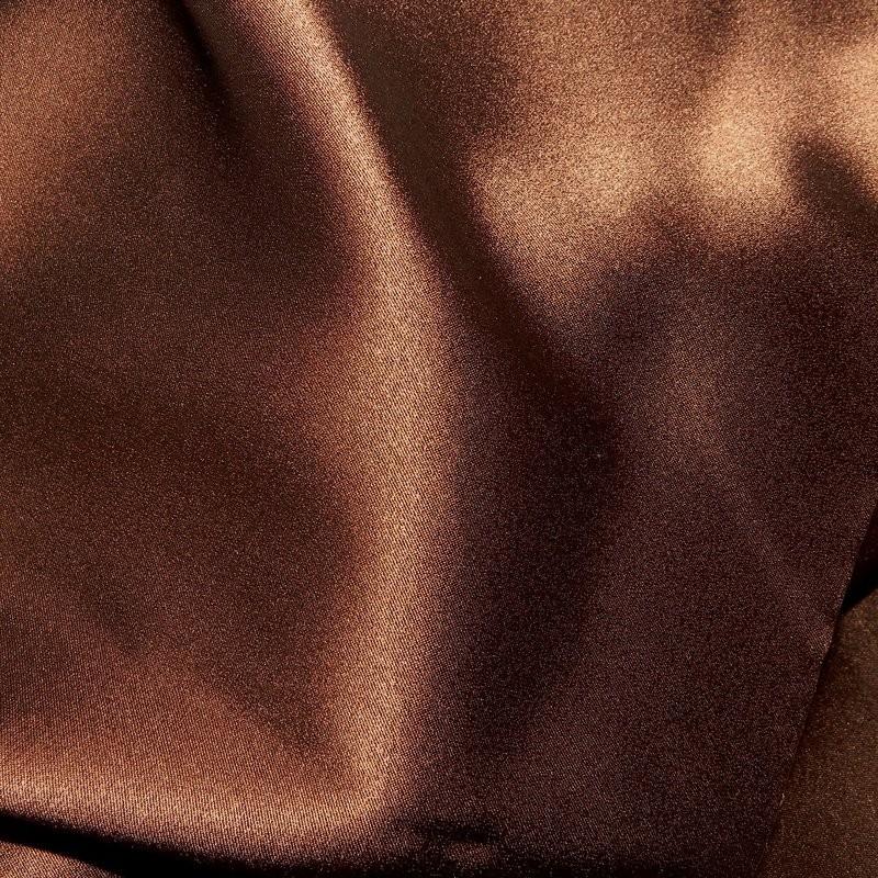 colr 721X Stretch Satin Fabric Silk 4265
