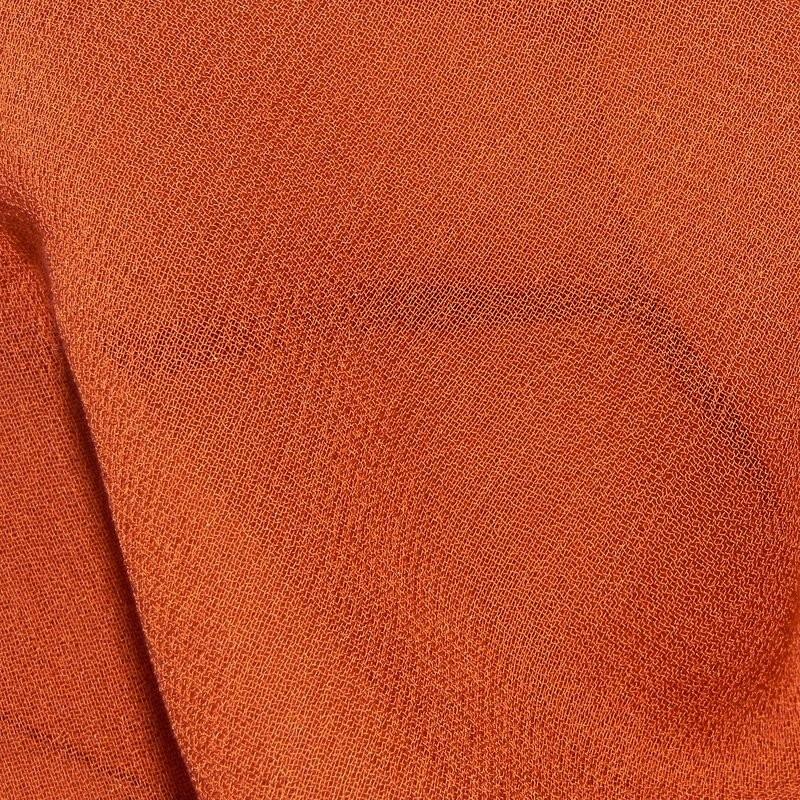 colr 101 Silk Georgette Wedding Fabric 4272