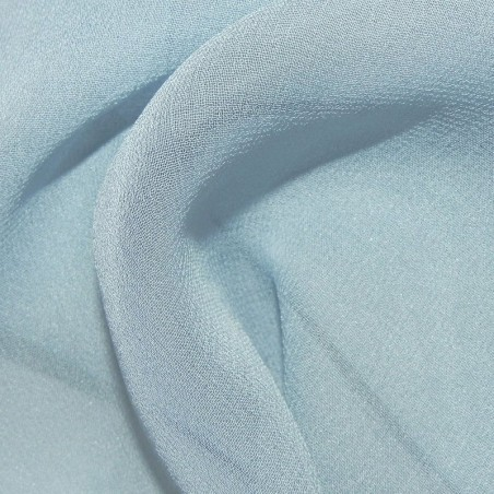 colr 312 Silk Georgette Wedding Fabric 4272