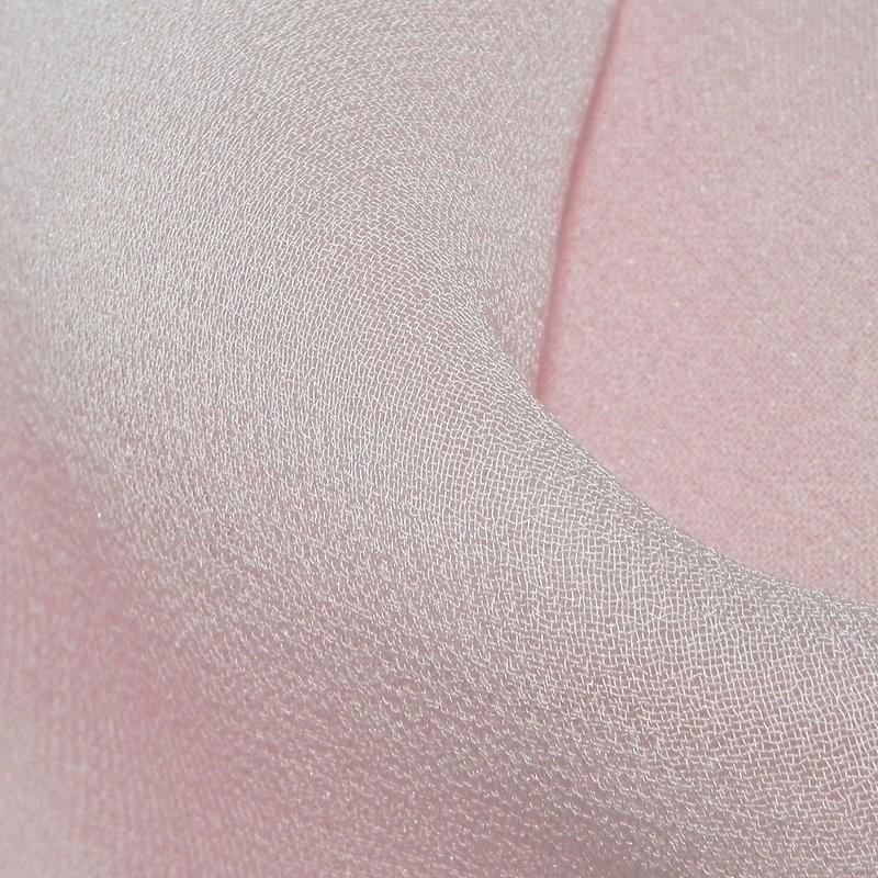 colr 89X Silk Georgette Wedding Fabric 4272