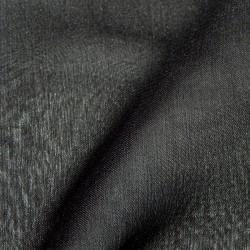 Black Silk Chiffon Two-Tone Changeant 4276