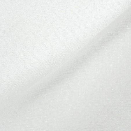 White Silk Chiffon Two-Tone Changeant 4276