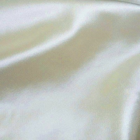 Ivory Silk Duchess Satin 4284
