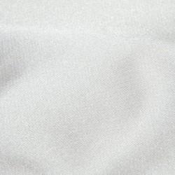 White Stretch Duchess Silk Mix 4294