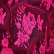 Cerise Wedding Lace Fabric 4428
