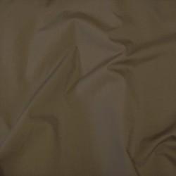 Brown Poplin Dress Fabric 4549