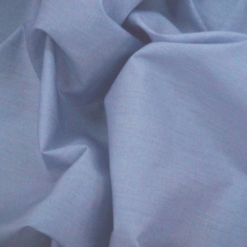 Light Denim Poplin Dress Fabric 4549