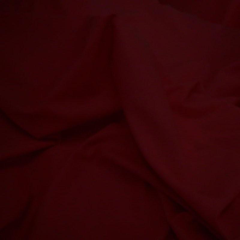 Wine Poplin Dress Fabric 4549