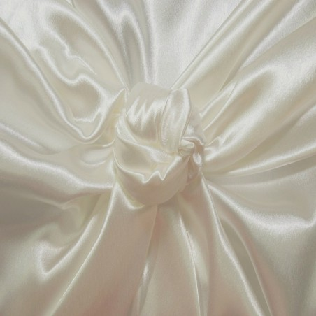 Ivory Satin back Polyester Crepe 4620