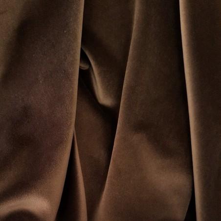 Tree-Bark Cotton Velvet Fabric 4789