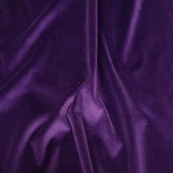 Clematis Cotton Velvet Fabric 4789