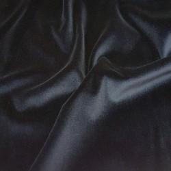 Navy Cotton Velvet Fabric 4789