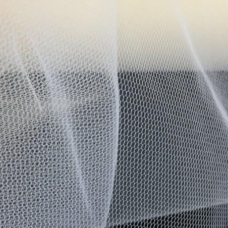 Deep Ivory Veil Fabric 4901