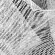 White Cotton Tulle 4910