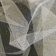 Medium Ivory Silk Bridal Tulle 4919