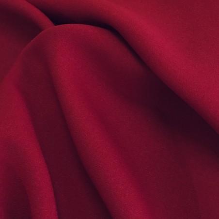 Red Satin back Crepe 5409