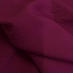 Black Cherry Satin back Crepe 5409