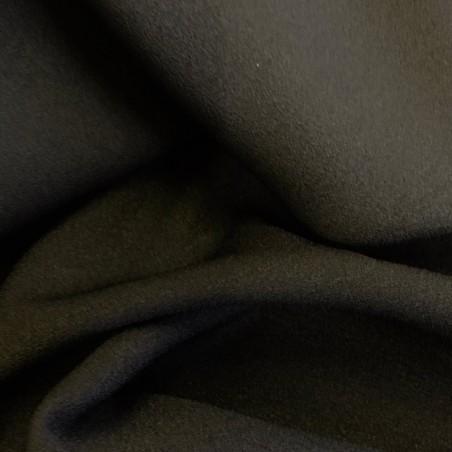Black Satin back Crepe 5409