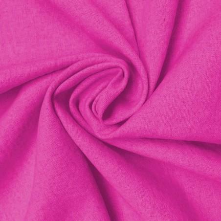 Fuchsia Linen-Cotton Ladies Jacket Fabric 9002
