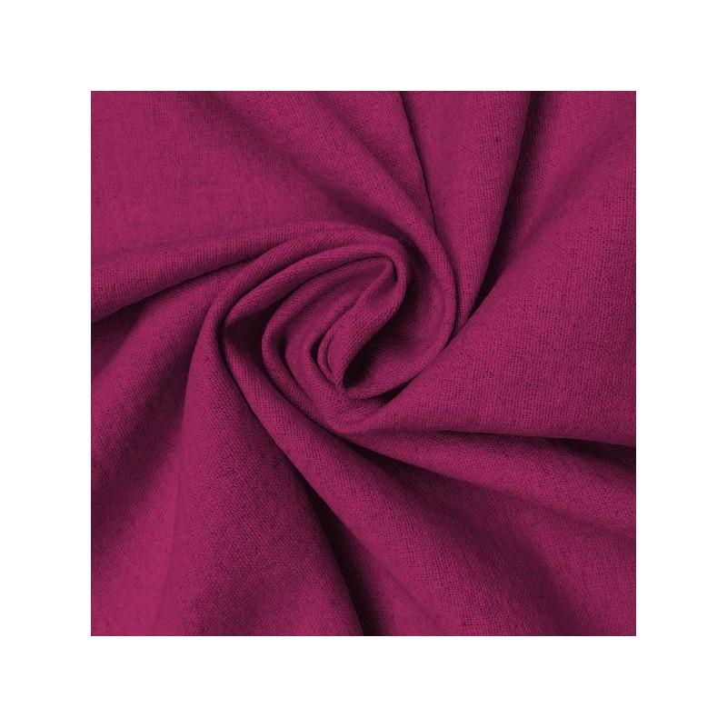 Magenta Linen-Cotton Ladies Jacket Fabric 9002