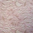 Pink Corded Wedding Lace Fabric 9013C